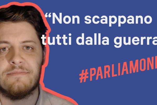 Parliamone kris krois matteo moretti visual journalism noemi biasetton claudio di biagio